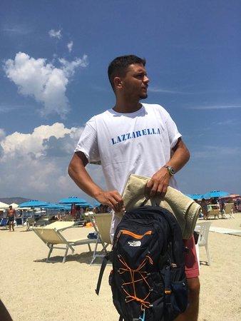 Lido Lazzarella: People