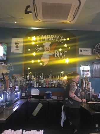 first floor bar