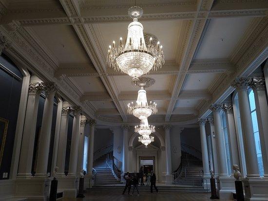 Galería Nacional de Irlanda en Merrion Square: Нац.галерея Ирландии
