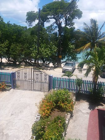 Keegan's Beachside Hotel,Apartments & Cottage: View from room
