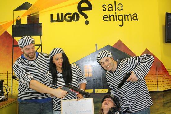Escape Room Sala Enigma Lugo