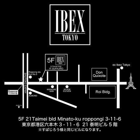 Ibex-Tokyo