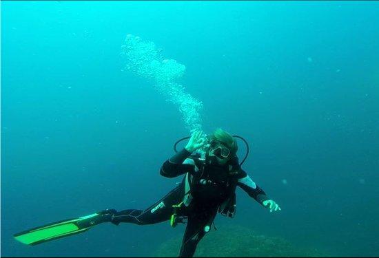 Marlin Tremiti : immersione alle Tremiti con Marlintremiti