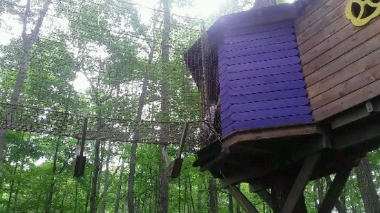 Whitchurch-Stouffville, Canada: Treewalk Village