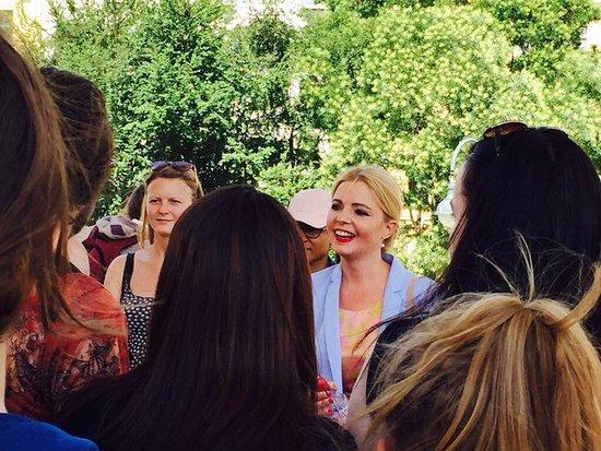 Karyna Tymoshenko Private Guide Vienna