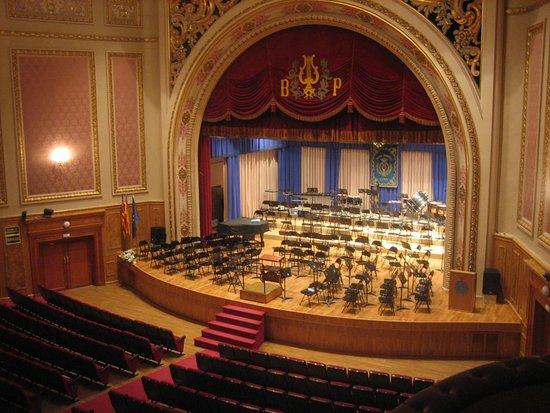 Salon Teatro de la Banda Primitiva