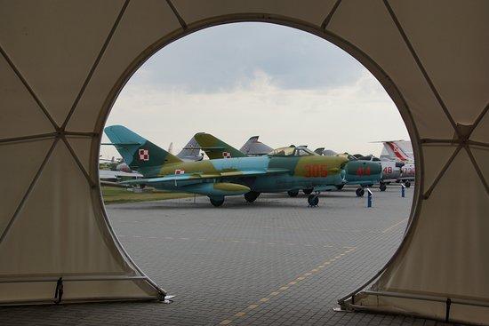 Deblin, Polen: Muzeum Sił Powietrznych w Dęblinie 12