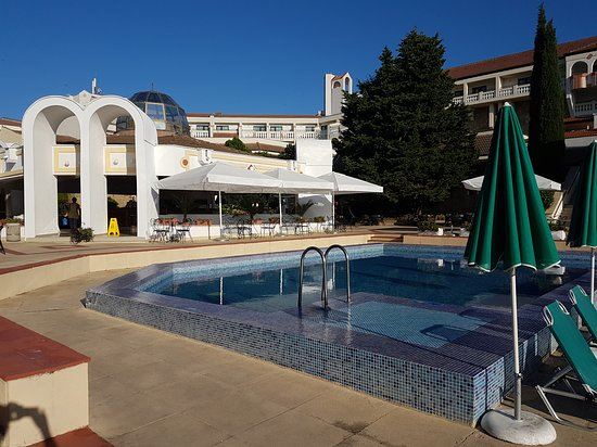 Dyuni, Bulgaria: Poolside Bar