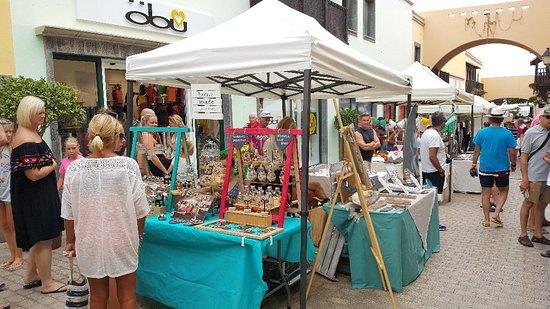 Mercado Canario照片