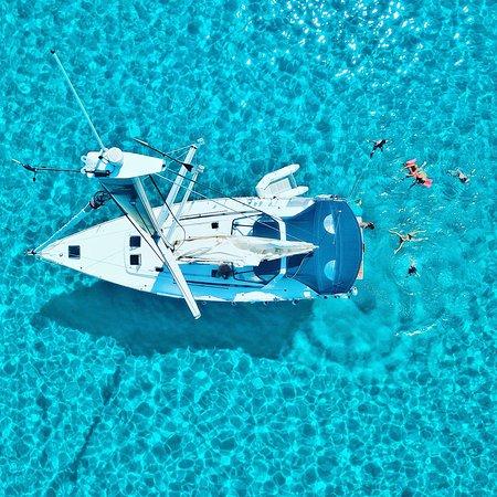 Carloforte Sail Charter : Oceanis 48 (2018)