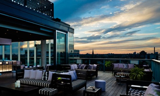 Rooftop Lounge Thompson Hotel Toronto Picture Of Thompson Toronto