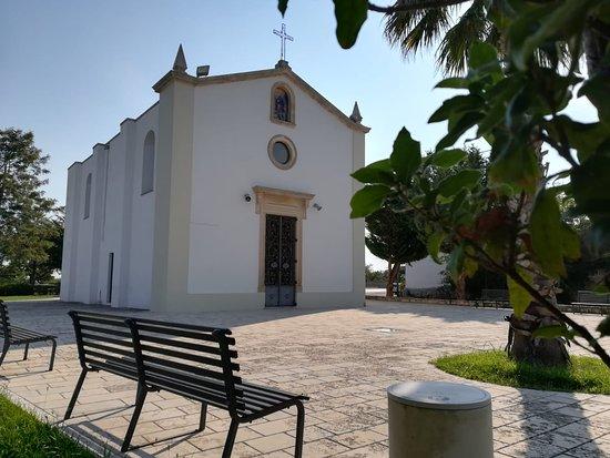 Surano, إيطاليا: Facciata della cappella di San Rocco