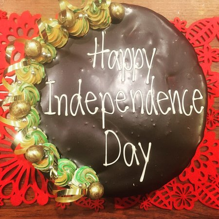 The Spice Room Independence Day Cake