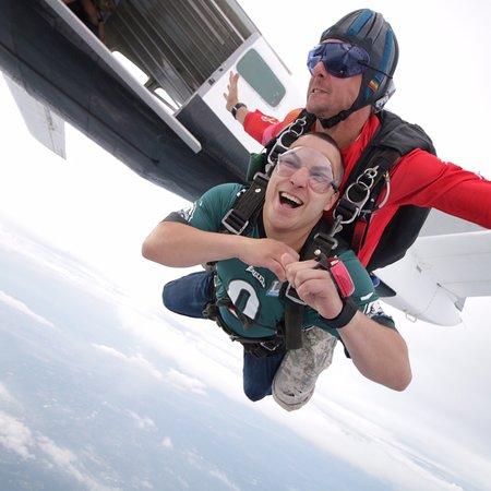 Foto de Skydive Cross Keys