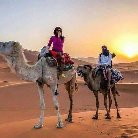 Morocco Desert Sahara Tours: Morocco Desert Sahara