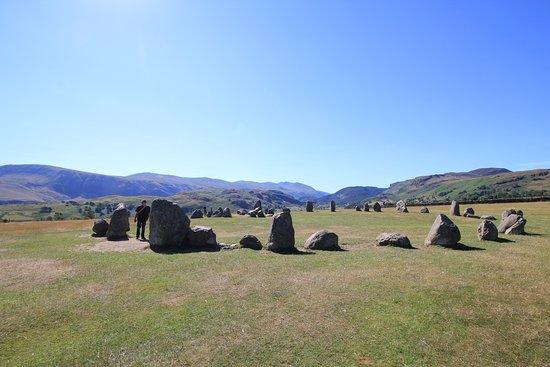 Under Skiddaw, UK: Castlerigg Stone Circle