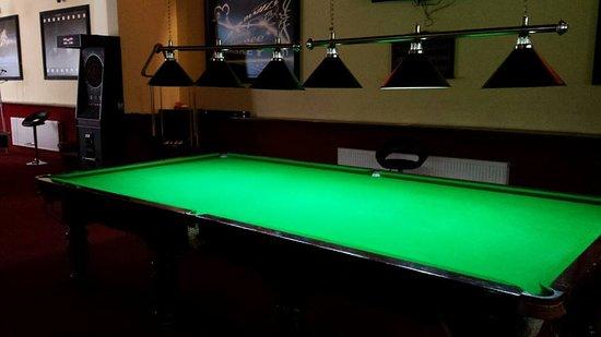 DAEMI Biliard-Ping Pong-Snooker