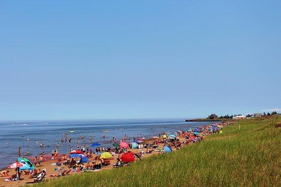 Sandy Beach Tenting & Trailer Park