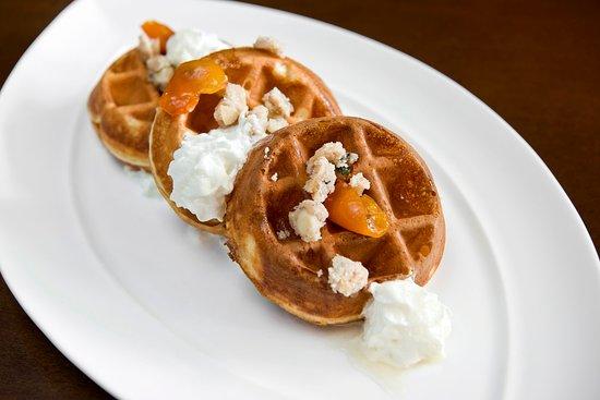 Waffles for Brunch or Breakfast