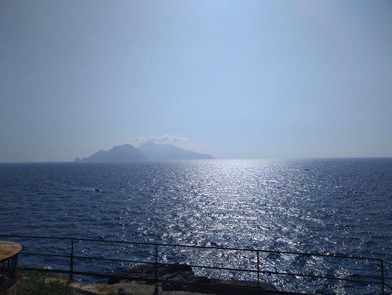 Sorrento Coast, Ιταλία: Capri da Massa Lubrense