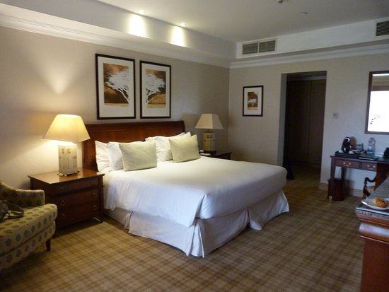 Fairmont The Norfolk: Bedroom