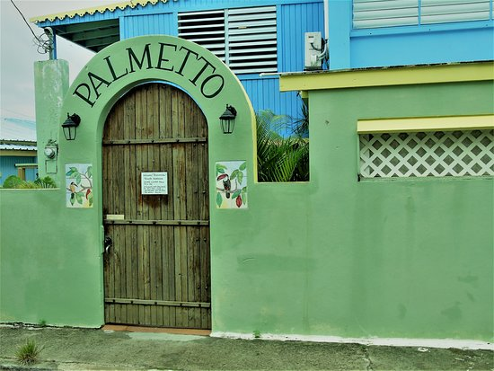 Palmetto guesthouse , perfect for us, made our stay in Culebra wonderful.
