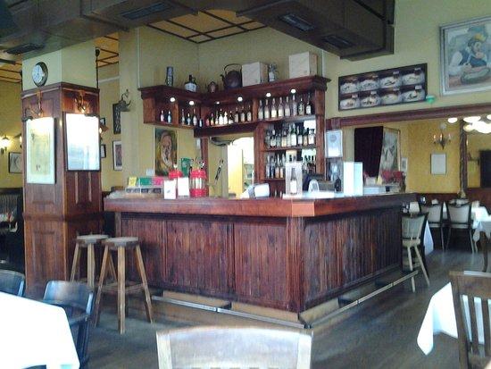 Muikkuravintola Sampo: Baari