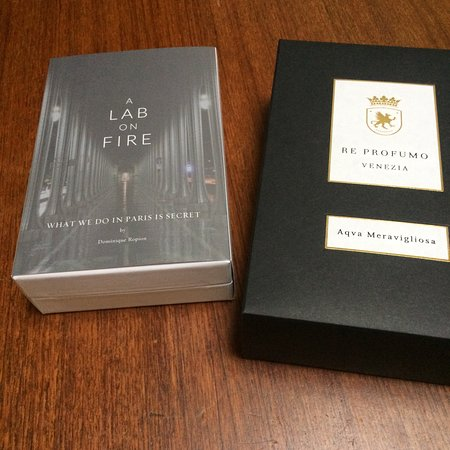 Sasch Haute Parfumerie