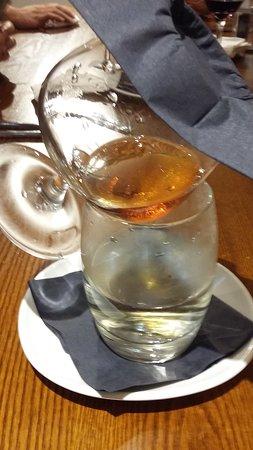 Fina Bar & Grill: servito con classe