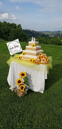 Torte Matrimonio Girasoli : Il matrimonio con i girasoli e non è fatta con pasta di zucchero