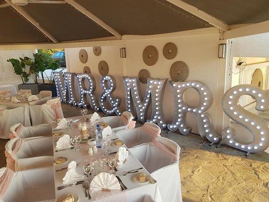 rondavel reception venue