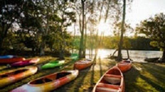 Wooli, Australia: Complimentary Kayak & Canoe Hire included in your stay