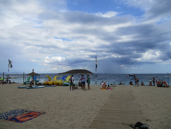 Playa De Magaluf: Magaluf Beach