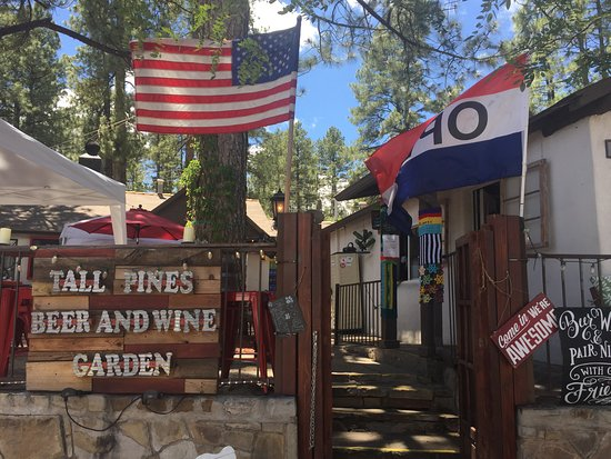 Tall Pines Beer and Wine Garden