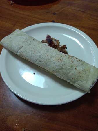 Tacos Arabes Don Jose: Taco Arabe
