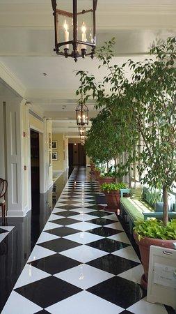The Carolina Inn: Carolina Inn conservatory