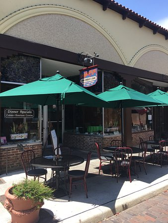Cuban Cafe St Augustine Fl