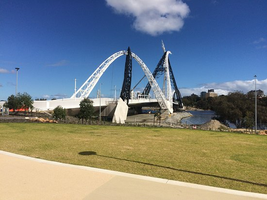 Perth, Australia: Matagarup Bridge