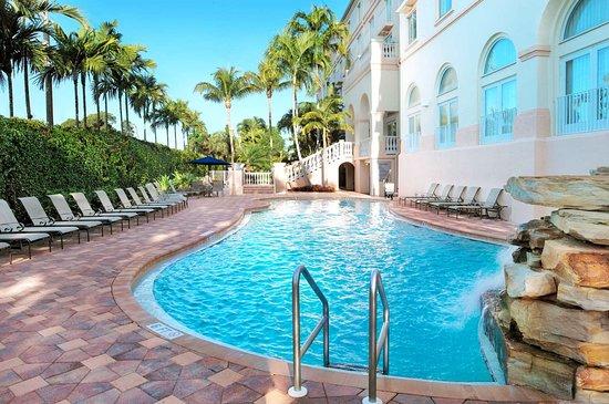 Hilton Naples: Pool