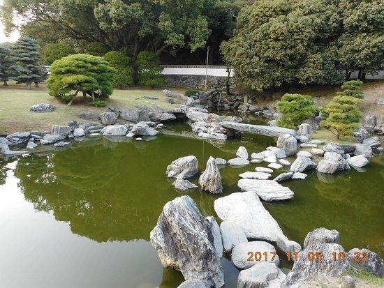 Former Tokushima Castle Omote Goten Teien