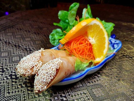 Woonona, Australia: Pai-Tong Thai Restaurant