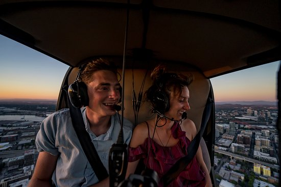 Pacific Northwest Helicopters: Doors off tour