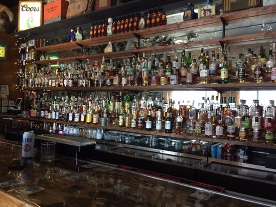 Davenport, IA: Whiskey, and lots of it!