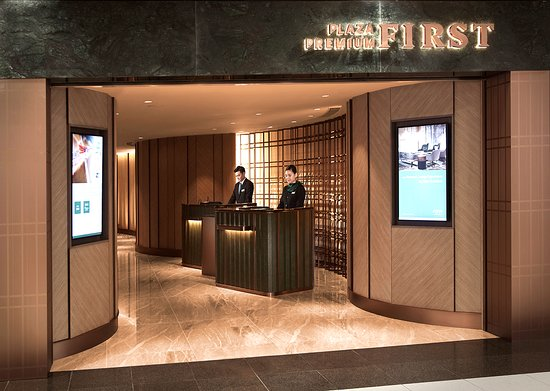 Plaza Premium First Hong Kong