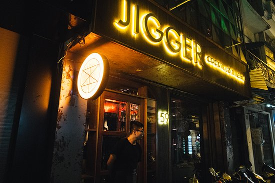 Jigger Cocktail & Wine Club