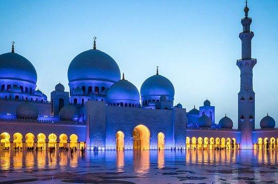 Abu Dhabi Moschee & Ferrari World...
