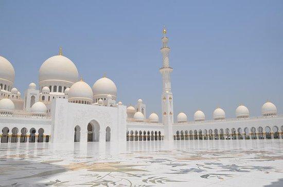 Mezquita de Abu Dabi Mezquita y Museo...