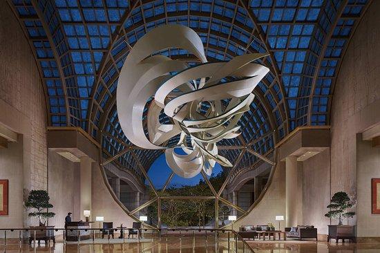The Ritz-Carlton, Millenia Singapore: Lobby