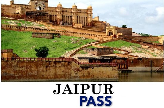 Jaipur Composite Ticket with 8...
