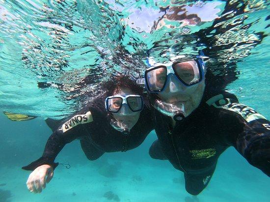 Ningaloo Whaleshark Swim: On our way to see whale sharks